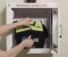 avtomaticheski defibrillator