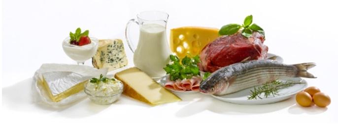 правильное питание белки