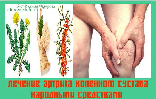 lechenie-artrita-kolennogo-sustava-narodnymi-sredstvami